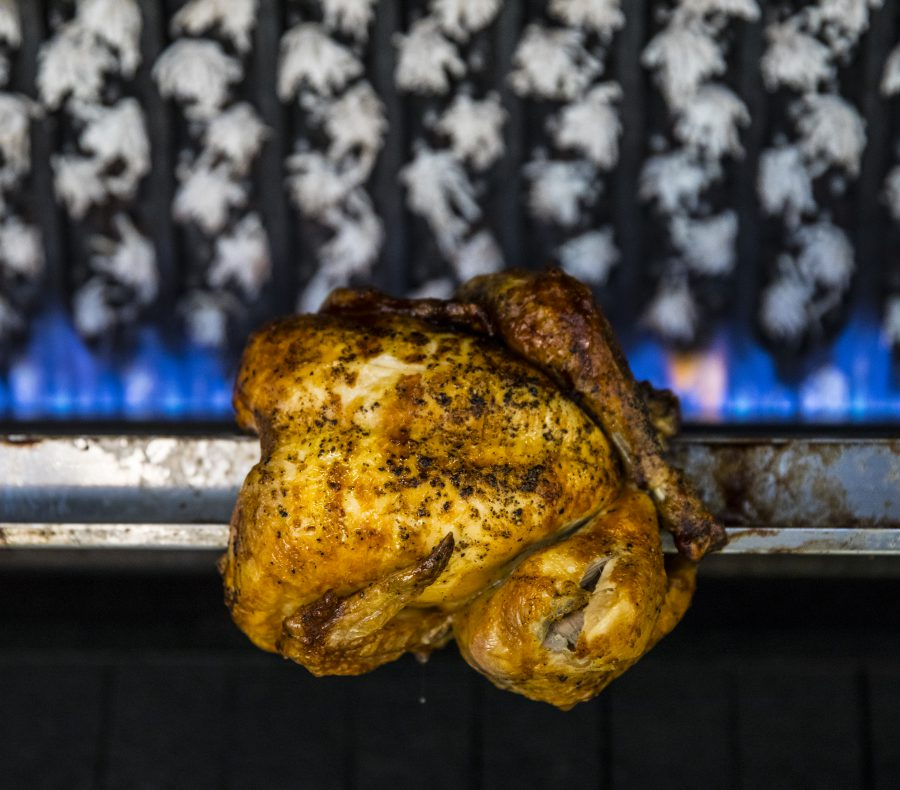 Bjärekyckling är Sveriges första klimatcertifierade kyckling.