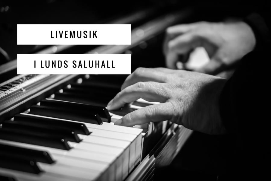 Livemusik i Saluhallen!