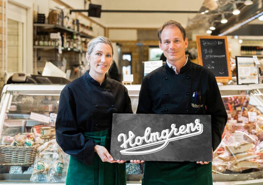 Holmgrens söker extra personal