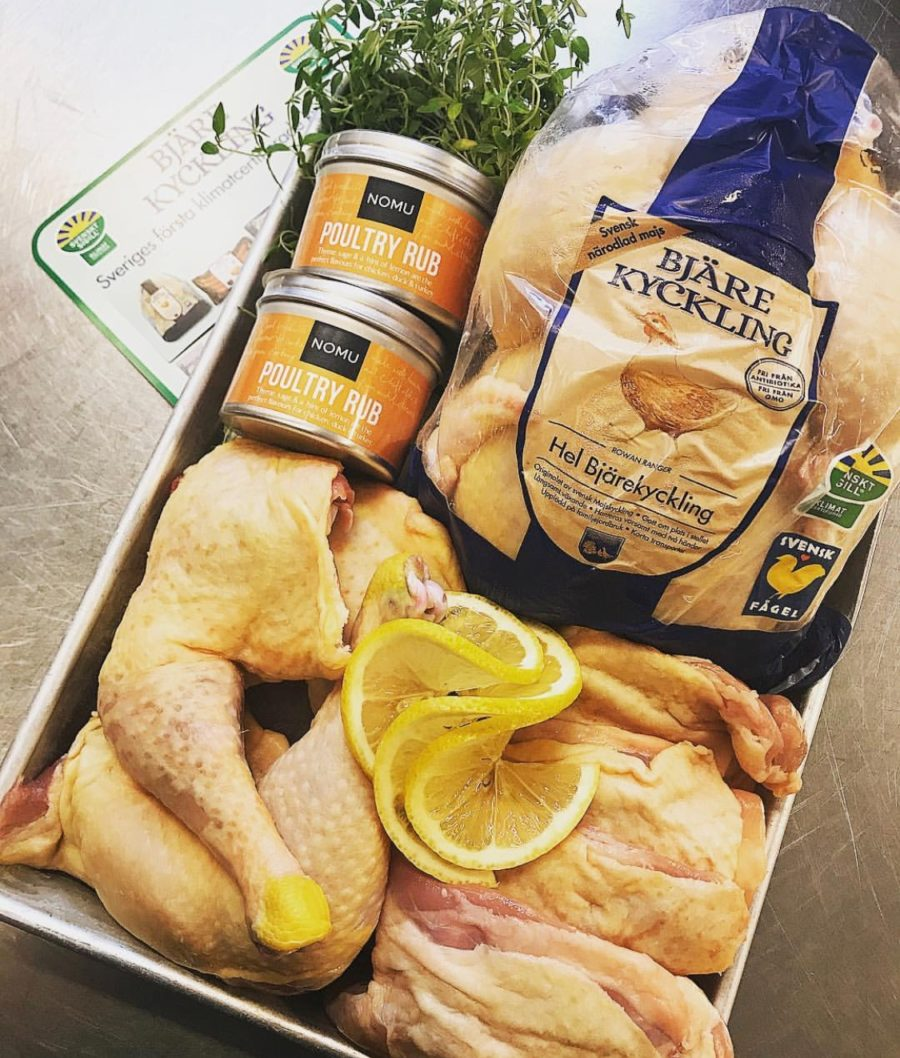 Holmgrens säljer Bjärefågels kyckling